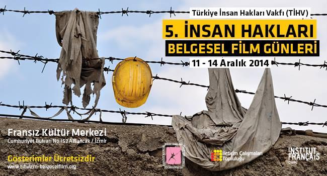 İnsan Hakları Belgesel Film Günleri'nin 5.si