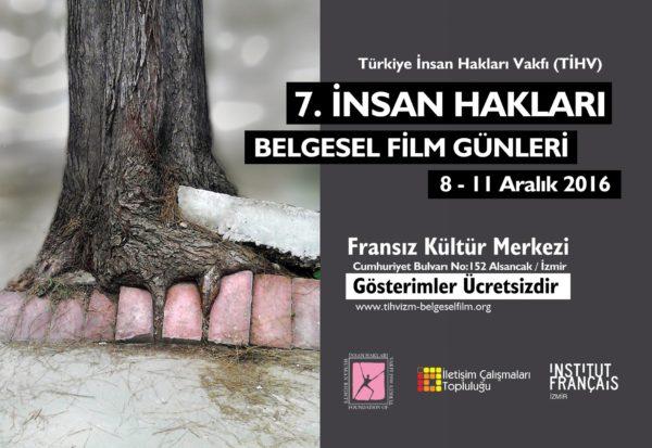 7. İnsan Hakları Belgesel Film Günleri Başlıyor!